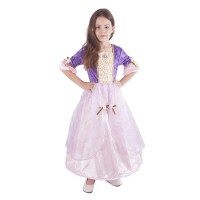 9cc91f085134 kostým princezna Fialka vel. M