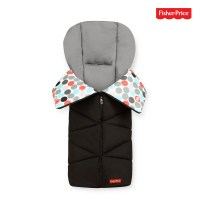 Fisher-Price Cosy Toe 2019 fusak gumball black