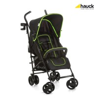 Hauck Speed Plus S 2018  : caviar/neon yellow