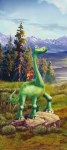 Fototapeta Disney The Good Dinosaur Dinosaurus 90 x 202 cm AG Design FTDV 1844