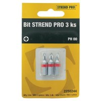 Bit PH1 25mm S2  STREND PRO 3ks